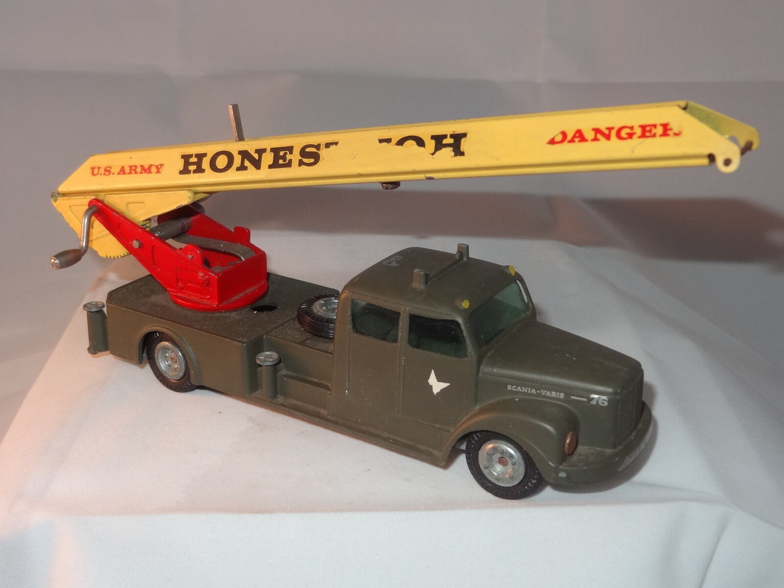 Tekno SCANIA VABIS US ARMY HONEST JOHN MISSILE LAUNCHER - 445