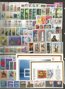 DDR-1969-postfrisch-Jahrgang-komplett-mit-allen-Einzelmarken