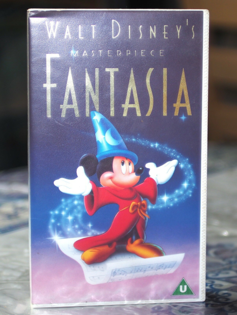 Eventyr, Fantasia, instruktør Disney, Disneys Fantasia