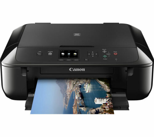1 of 1 - CANON PIXMA MG5750 All-in-One Wireless Inkjet Printer