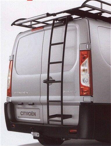 Leiter Dachträger Transit ab 01//2006 Epoxy Polyester Y Enthalten Custom