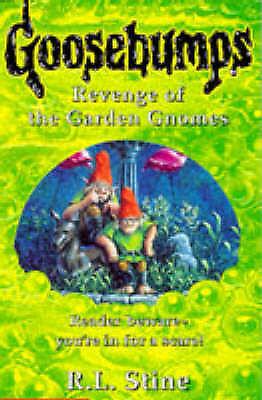 Revenge of the Garden Gnomes (Goosebumps), Stine, R. L. , Acceptable | Fast Deli