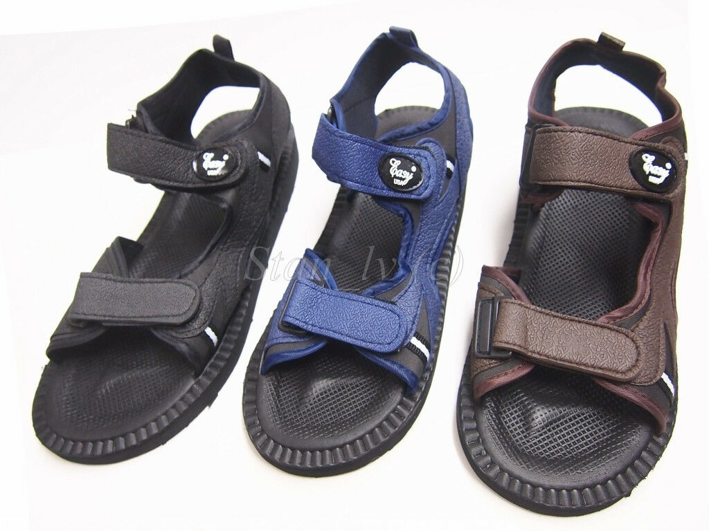 Men's Sandals  water sport strap trail  Sizes 7 - 12, Choice of Colors  ON SALE