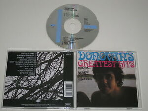 Donovan/DONOVAN'S GREATEST HITS (Epic 450601-2) CD Album