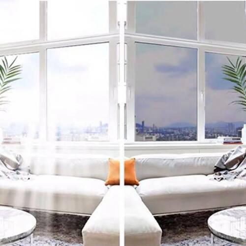 Office Window Film Window Decal Bedroom Privacy Window Sticker Door Uv Sun Block