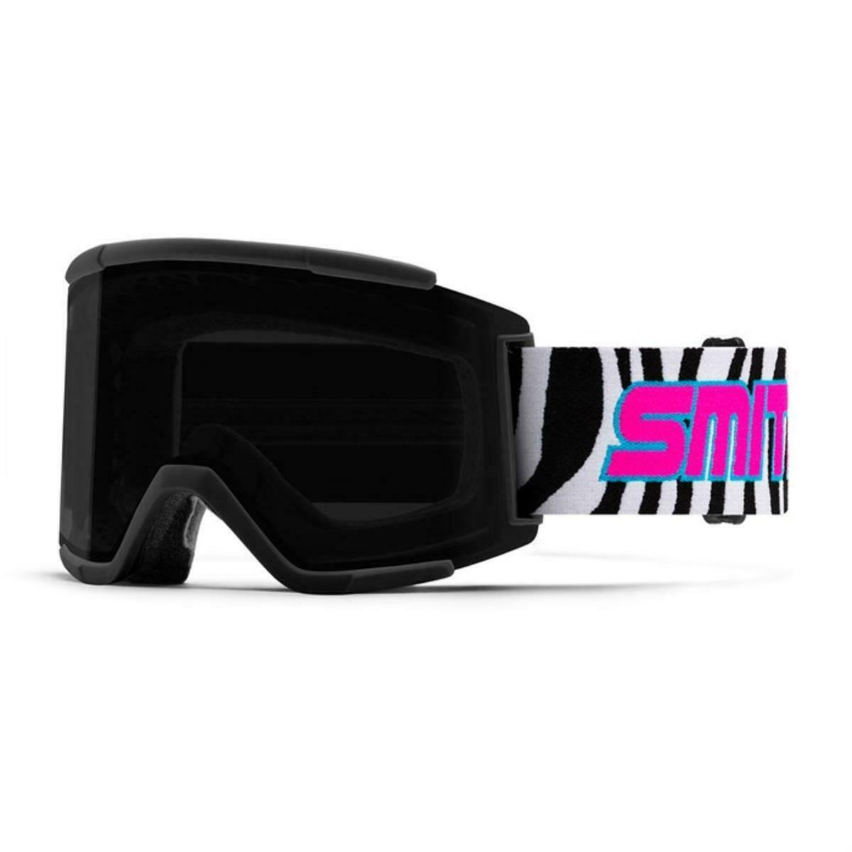 Smith Squad XL Snowboard Goggle Get Wild '89   factory direct sales