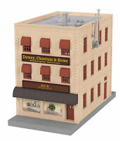 Mth Railking O Dewey Cheetum Howe Attornerys 3 Story Building W' Fire 30-90154