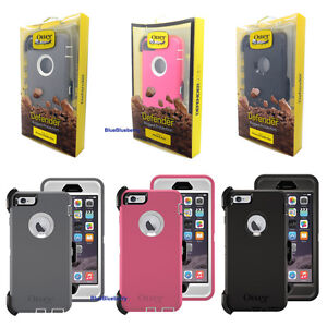New-Otterbox-Defender-Series-Case-Cover-for-Iphone-6-Plus-amp-6s-Plus-Holster-OEM