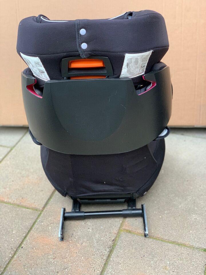 Autostol, op til 36 kg , Cybex Solution X-fix