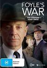 Foyle's War : Series 3 (DVD, 2015, 2-Disc Set)