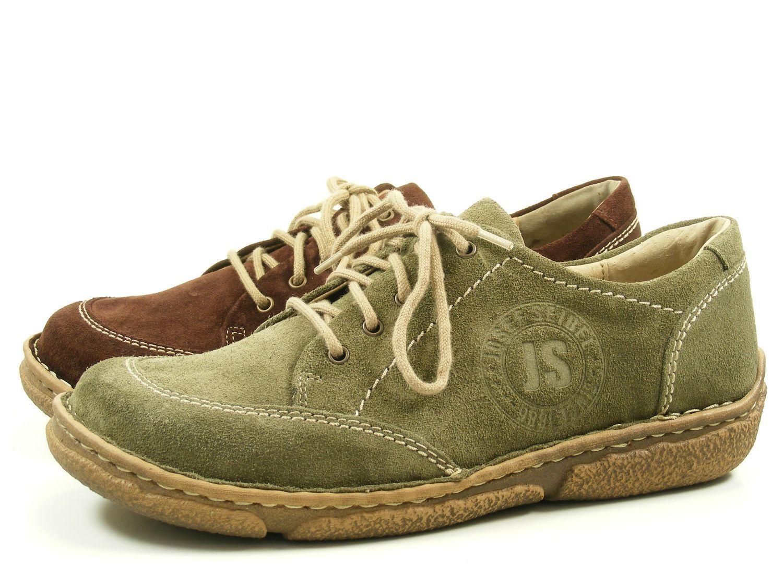 Josef Seibel 85102-944 Neele 02 Femmes Chaussure Lacée basses baskets Cuir