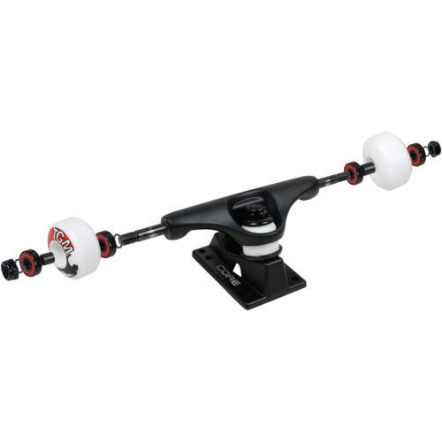 "Details about  /Enjoi Whitey Panda Complete Skateboard ASSEMBLED 7.75/"" black trucks"