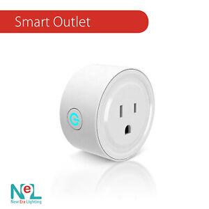 NEW-ERA-Smart-mini-WiFi-Plug-outlet-works-with-Google-Home-Echo-Alexa-Remote