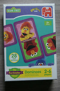 SESAME-STREET-THE-FURCHESTER-HOTEL-DOMINOES-SET-BRAND-NEW-AGE-3-YEARS-JUMBO