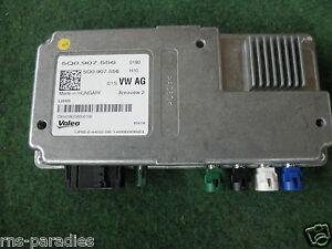 VW Passat 3G Control Unit For Camera Rear View Environment 5Q0907556