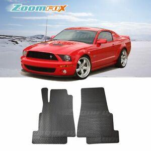 Ford Mustang Floor Mats 2005