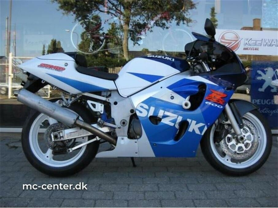 Suzuki, GSXR 600, ccm 600