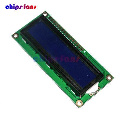 ESUMIC LCD Module for Arduino UNO R3 MEGA2560 16 X 2 1602 White on Blue