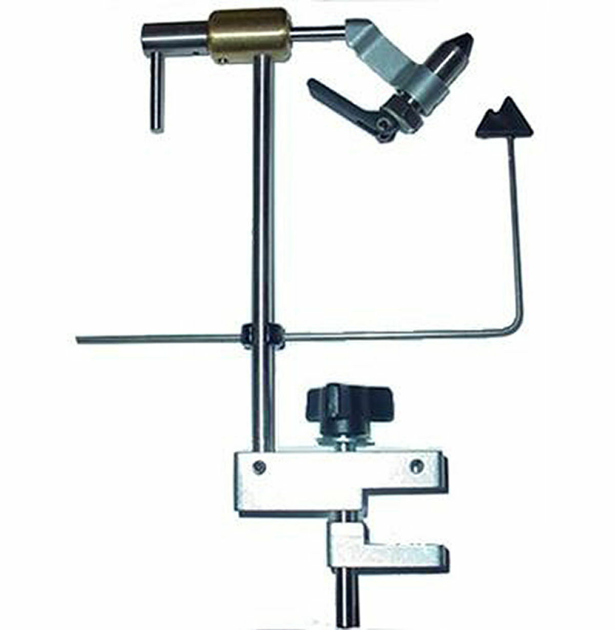 NEW PEAK  TRUE redARY FLY TYING VISE PRV-CI WITH C-CLAMP BASE USA MADE FREE SHIP  great selection & quick delivery