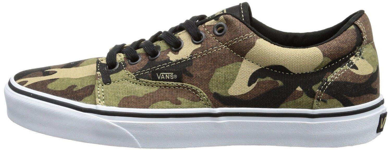 VANS Kress Trainers Vulcanized Navy Skate Shoes Red Grey Navy Vulcanized Blue Brown 4f37c1