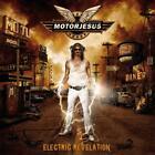 Electric Revelation (180 Gr.Black Vinyl) von Motorjesus (2015)