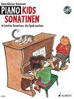 Piano Kids Sonatinen von Hans-Günter Heumann (2011, Taschenbuch)