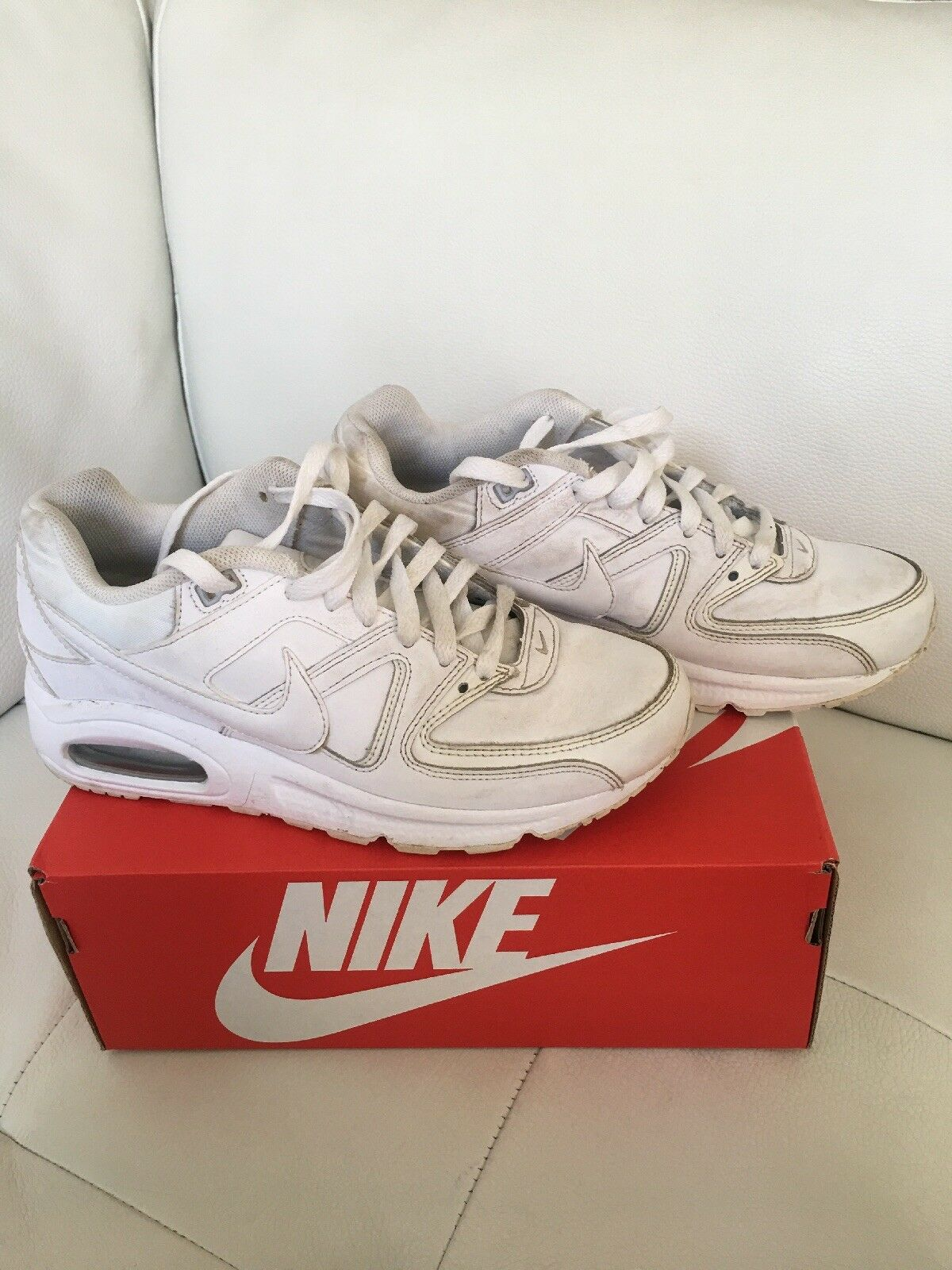 Nike Air Max Trainers size 6  Cheap and beautiful fashion