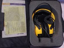 Flightcom Denali Aviation Headset - Helicopter Plug