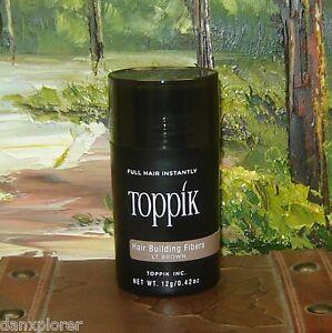 TOPPIK-LIGHT-BROWN-REGULAR-12-gr-or-0-42-oz-NEW-FRESH
