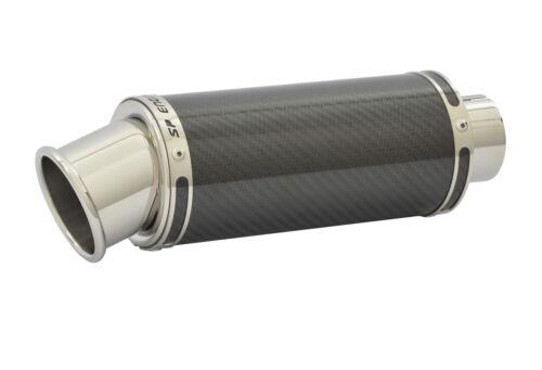Yamaha XJR1300 Exhaust SP Engineering Carbon Fibre Big Bore Xtreme 2007-2018