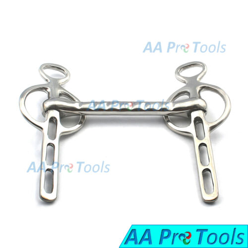 Liverpool Swivel Cheeks Bit 5/'/' Stainless Steel BT-0011 AA Pro