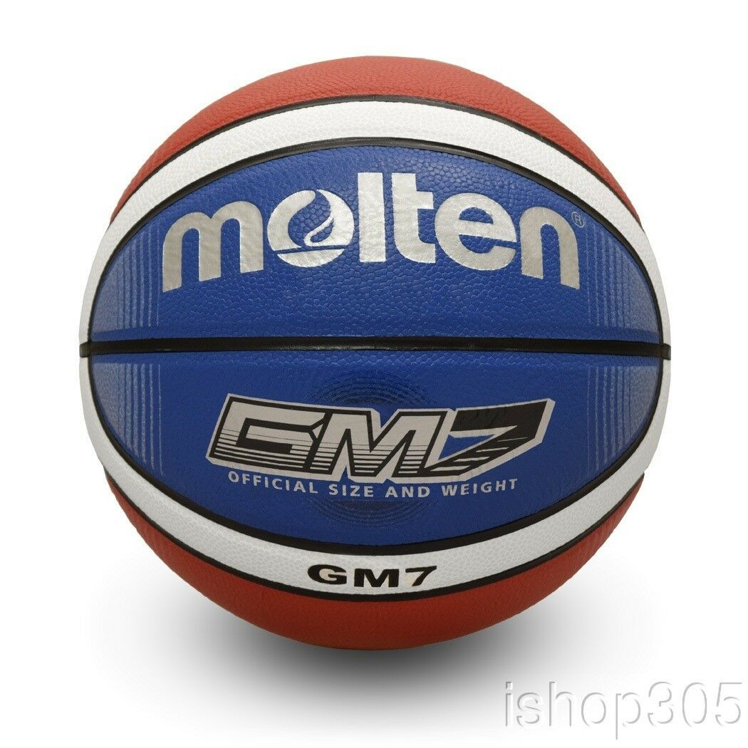 Molten GM7X-C Indoor Outdoor Basketball Official Size 7 Composite Leather