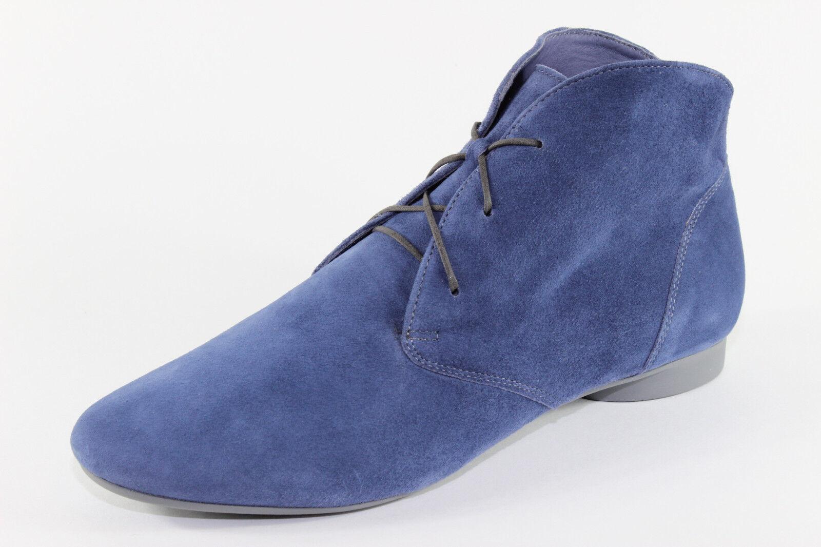 Think  Guad, 0-80299-84, elegante Stiefelette für Damen Übergröße