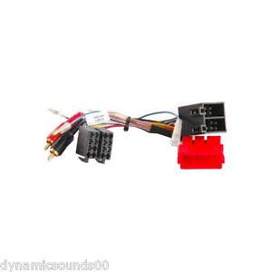 car radio wiring loom harness for audi a2 a3 a4 tt. Black Bedroom Furniture Sets. Home Design Ideas