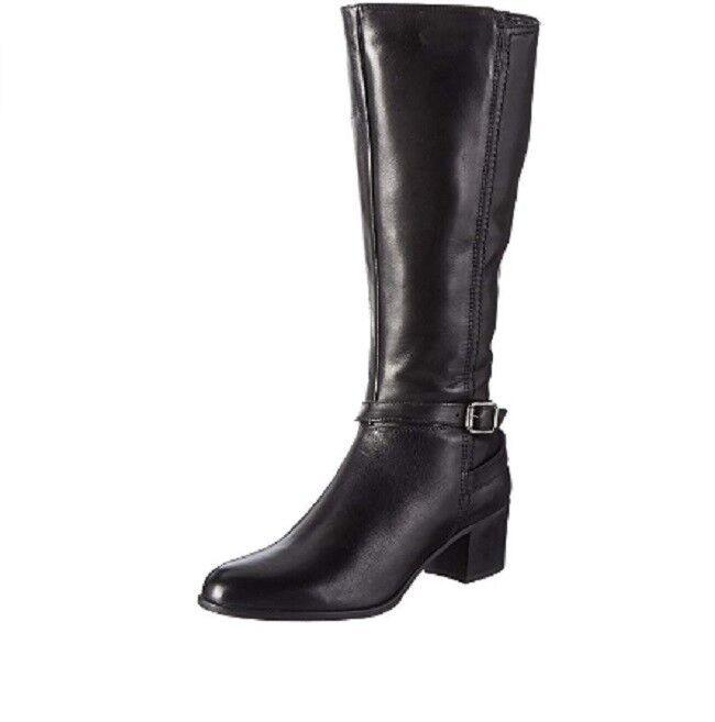 Tamaris señora 25576 Lang caña botas tamaño 35