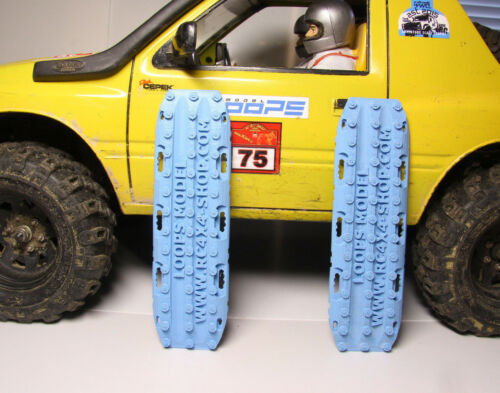 2016 NEW Maxtrax Recovery Plates RC Axial SCX10 RC4WD Tamiya CC01 Hilux Defender