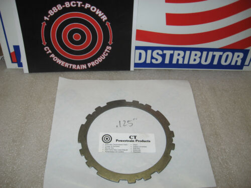 700 700R4 4L60 4L60E 4L65E 4L70E New 3-4 .125 Pressure Plate For Max Pack Stack