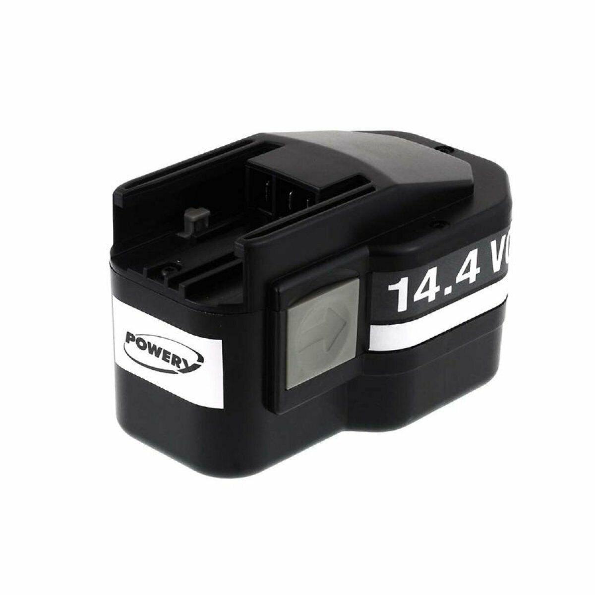 Batterie pour AEG perceuse visseuse BDSE 14.4 Super Torque 14,4V 3000mAh 43Wh Ni
