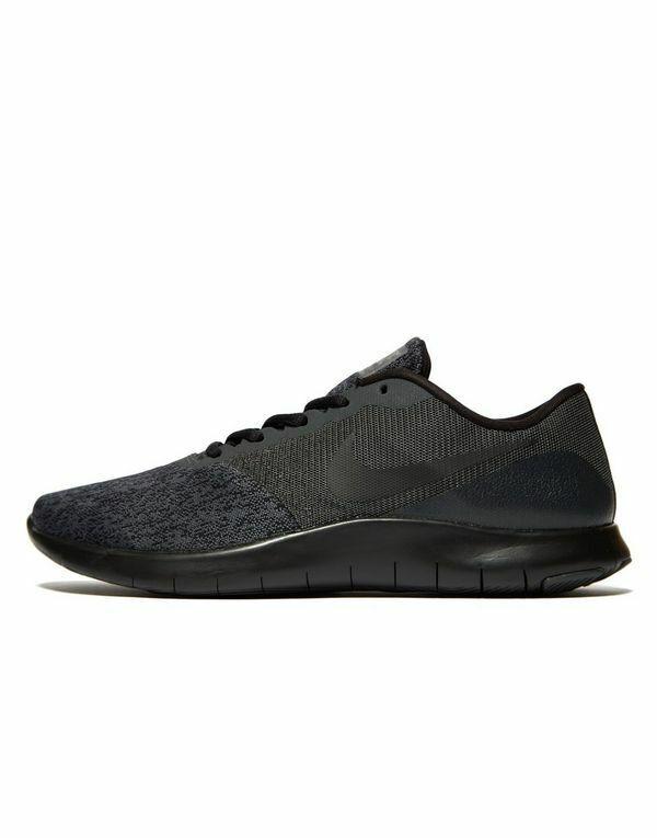 2018 Nike Flex Contact 2 ® Men's Trainers UK 10,10.5,11 ) Black Brand New