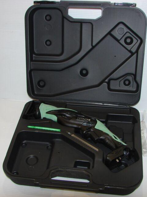Hitachi CJ10DL 10.8V Cordless Mini Jig Saw Tool Only, New in Case.