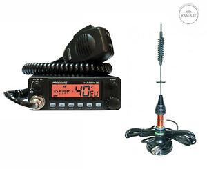 CB Radio mobile Kit président Harry 3 ASC CB Antenne Missouri 40 Multi  Channel   eBay