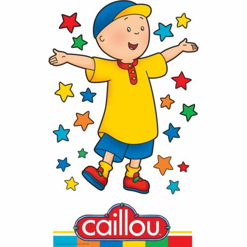 2 Sizes Available 001 CAILLOU POSTER DISNEY KIDS POSTER PIXAR