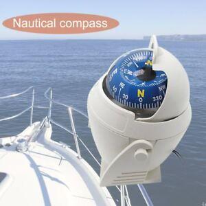 Marine Hardware Marine Led Navigation Compass Light For Sail Ship 12v Boat Yacht White/black Beautiful In Colour