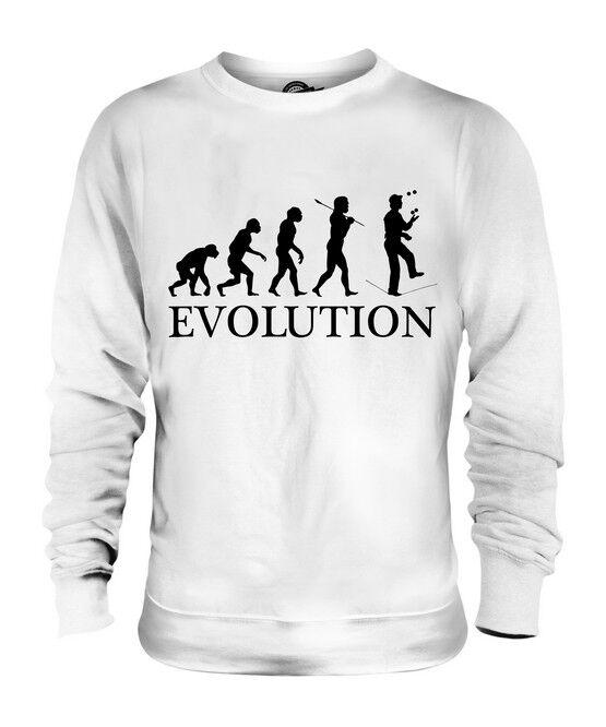 CIRCUS WIRE WALKER EVOLUTION OF MAN UNISEX SWEATER  Herren Damenschuhe LADIES GIFT