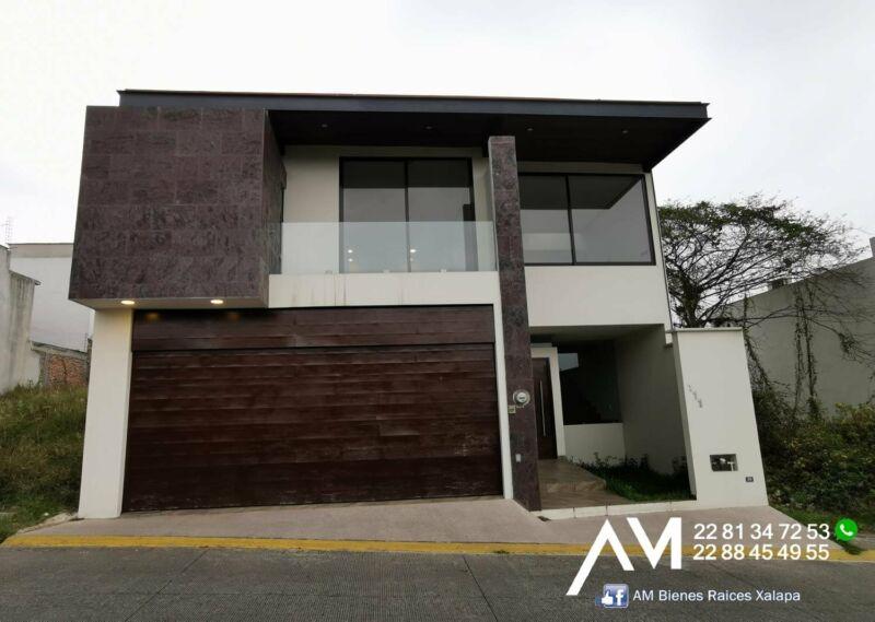 casa nueva en MONTE MAGNO 4 recamaras area de tv cuarto de servicio JARDIN