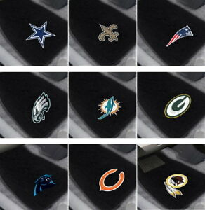 NFL-2-PC-Embroidered-Car-Mat-Sets-Choose-Your-Team