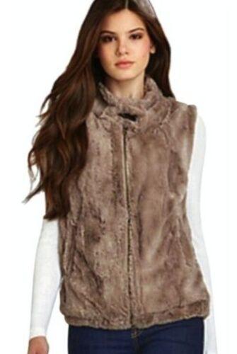 Anthropologie • Sanctuary Natalie Faux Fur Vest Sz