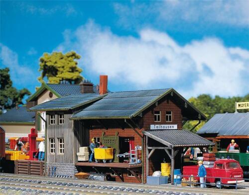 120154 Faller HO Kit of a Goods depot - NEW