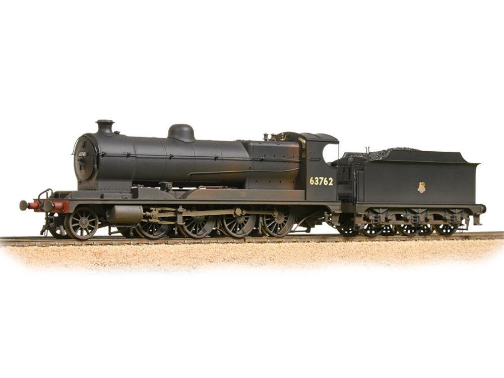 Bachmann - 31-004a máquina de vapor robinson class o4 63762 br envejecido pista 00