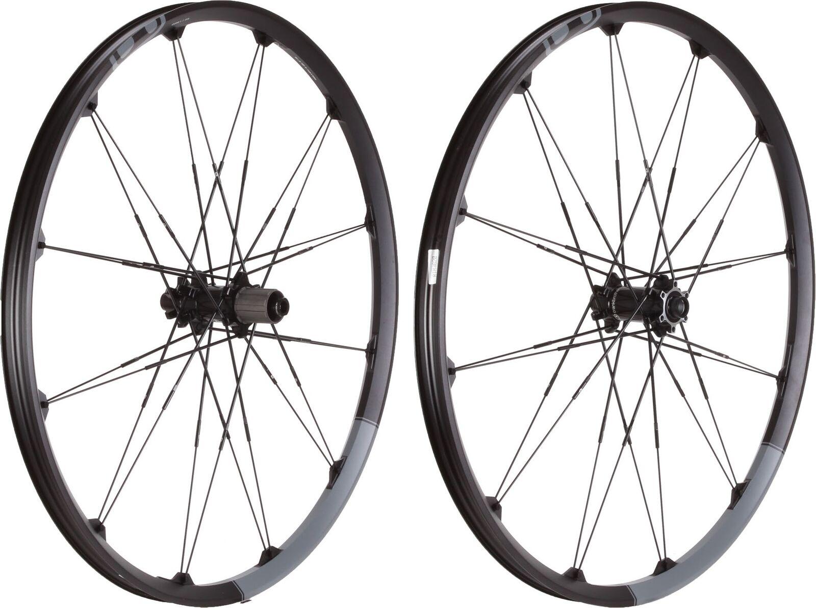 Crank Bredhers Iodine-2 27.5  Wheelset, 15x110 12x148 Boost